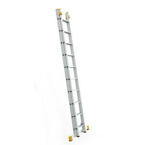 Dvojdielny univerzálny rebrík ALVE Forte
