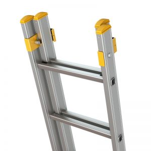 Dvojdielny výsuvný rebrík rozšírená verzia ALVE Forte