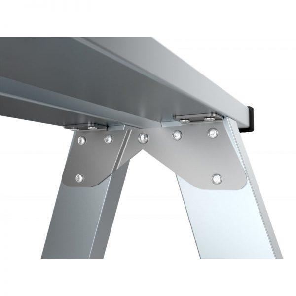 Pracovná hliníková podpera Alve 4050